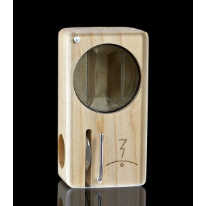 Magic-Flight Launch Box Erable (maple) - vaporisateur portable MFLB