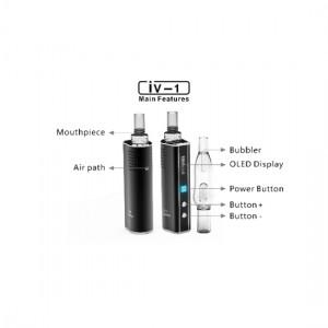 iV-1 ECAPPLE - Vaporisateur Portable ou IV-1