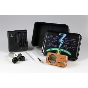 Magic-Flight Launch Box Cerisier (cherry) - vaporisateur portable MFLB