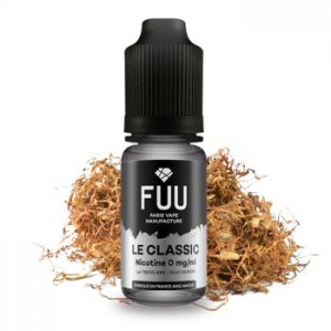 Tabac Classic - TheFuu - 10ml