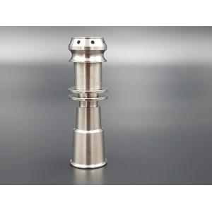 Clou Universel titane pour E-nail - 10, 14 et 18 mm mâle/femelle