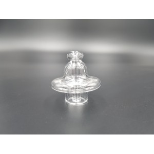 Thermal quartz carb cap