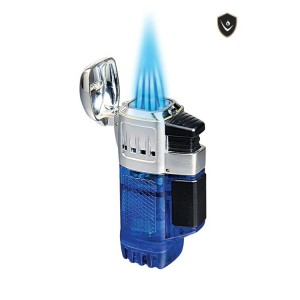 Quadtank Vector – Briquet torche quadruple flammes - Vector Pocket Lighter