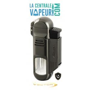 Torpedo Vector – Briquet torche quadruple flammes