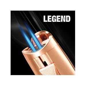 Legend Vector – Briquet torche double flammes - Vector Pocket Lighter