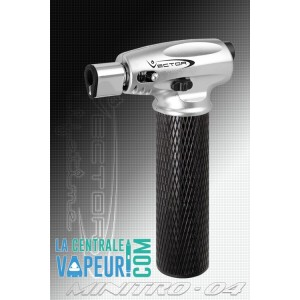 Minitro – Torche avec flamme convertible Vector – Vector portable butane torch