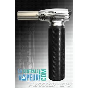 Nitro – Torche avec flamme convertible Vector – Vector portable butane torch
