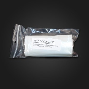 Kit Ballon (Balloon Kit) Extreme Q / Frosted Glass Balloon Kit Arizer