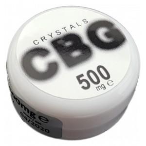 Cristaux de CBG 97.6% 500mg - CANNA-BINOIDE