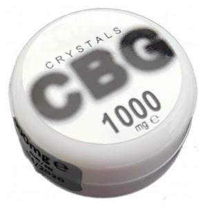 Cristaux de CBG 97.6% 1000mg - CANNA-BINOIDE
