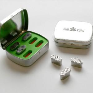 BudKup Case - Boite Budkup pour vaporisateur PAX 3 & 2 - Accessoire