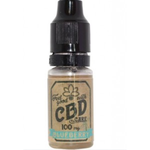 Blueberry - CBD Care - E-liquide 10ml