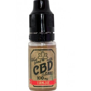 Tanjie - CBD Care - E-liquide 10ml