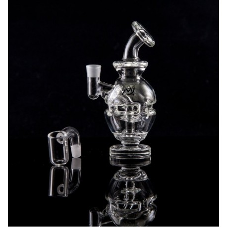Royale Mini Rig - Filtre à eau MJ Arsenal - bangerz