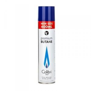 Gaz butane 400 ml Colibri - 99.9% pur