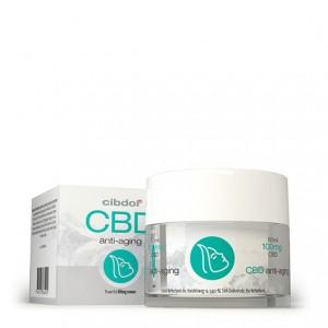 Crème Anti-âge CBD - Cibdol anti-aging creal