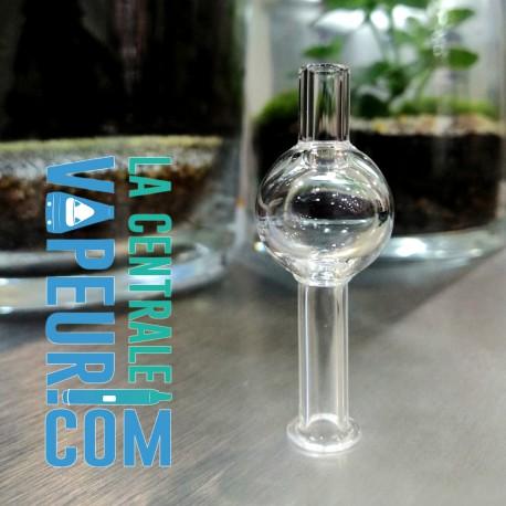 Carb Cap directionnel en verre