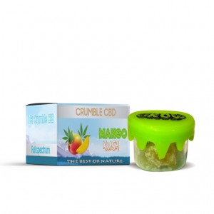Mango Kush Crumble de CBD 85% Grow